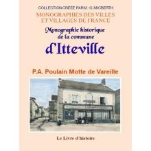 Itteville (Monographie historique de la commune) depuis son origine