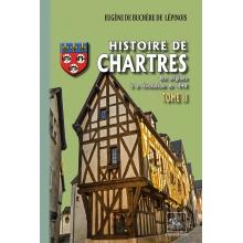 Histoire de Chartres - Tome II