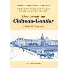 Documents historiques sur Château-Gontier