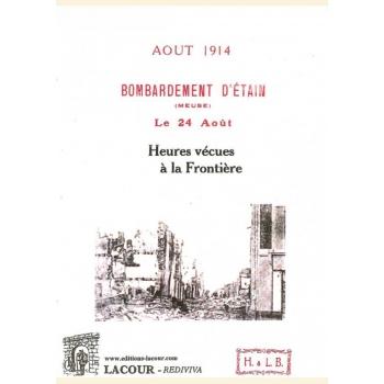 Bombardement d'Etain, le 24 août 1914