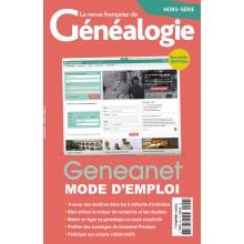 Geneanet, mode d'emploi - Hors série de La RFG