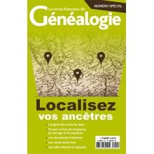 Localisez vos ancêtres - Hors série de La RFG