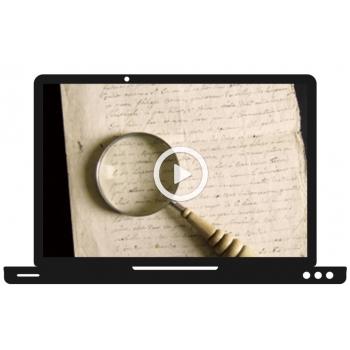 Paléographie - Formation en ligne de la Revue française de Généalogie