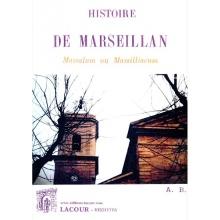 Histoire ancienne et moderne de Marseillan