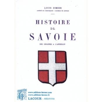 Histoire de Savoie
