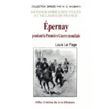 Épernay pendant la Première Guerre Mondiale