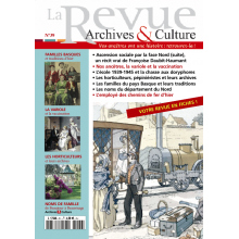 N°39 - La Revue Archives & Culture