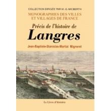 Précis de l'histoire de Langres