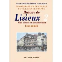 Histoire de Lisieux - Tome II