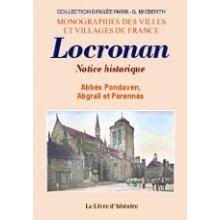 Locronan - Notice historique