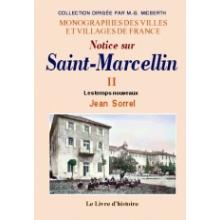 Saint-Marcellin (Histoire de) - Tome II