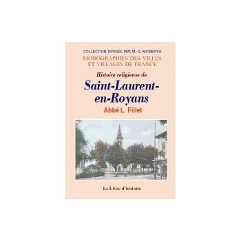 Saint-Laurent-en-Royans (Histoire religieuse de)