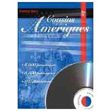 Cousins des Amériques (CD-Rom) - Ascendance et parentèle de Josefà Evelinà Muzard (1835-1913)