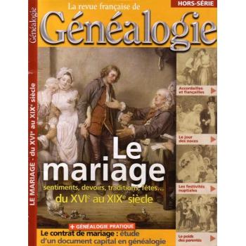 Le Mariage - Hors série de La RFG