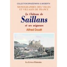 Saillans (Le château de et ses seigneurs)