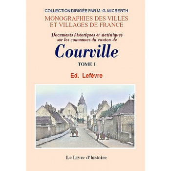 Courville - Tome I