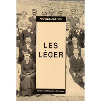 Les Léger : Dictionnaire patronymique