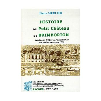 Histoire du petit Château de Brimborion
