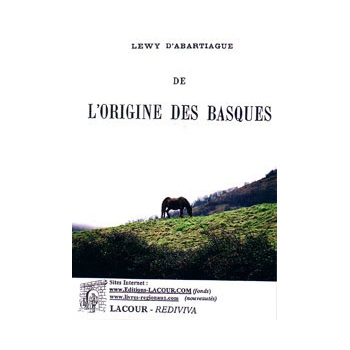 De l'origine des Basques