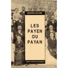 Les Payen : Dictionnaire patronymique