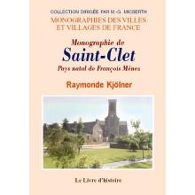 Saint-Clet (Monographie de)