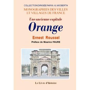 Orange - Une ancienne capitale