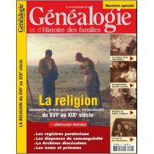 La Religion du XVIème au XIXème siècle - Hors série de La RFG