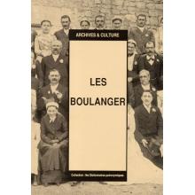 Les Boulanger : Dictionnaire patronymique