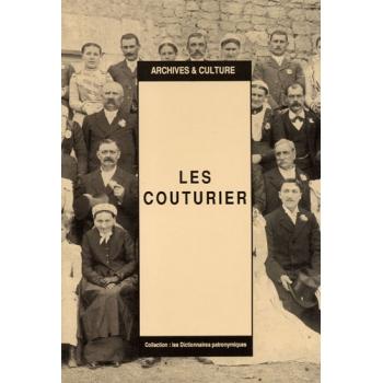 Les Couturier : Dictionnaire patronymique