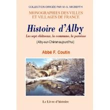 Histoire d'Alby - Les sept châteaux, la commune, la paroisse
