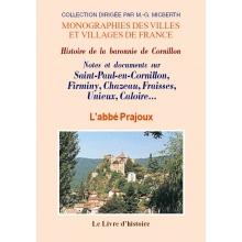 Saint-Paul-en-Cornillon, Firminy, Chazeau... (Notes et documents sur)