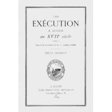 Une exécution à Dijon au XVIIème siècle