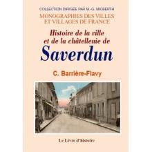 Saverdun (Histoire de la ville de)