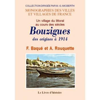 Bouzigues - Des origines à 1914