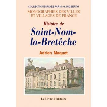 Histoire de Saint-Nom-La-Bretêche