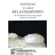 Histoire de l'abbaye de La Chaize-Dieu