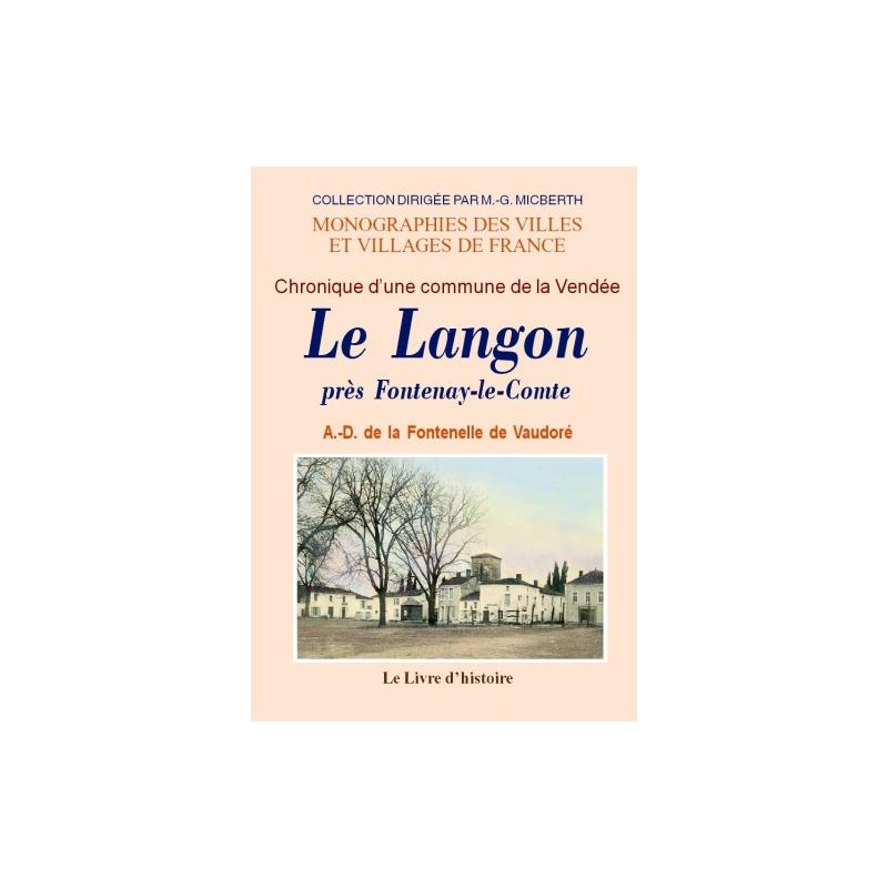 Le langon pr s fontenay le comte chronique d 39 une - Controle technique fontenay le comte ...