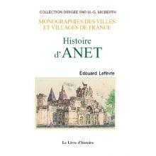 Histoire d'Anet