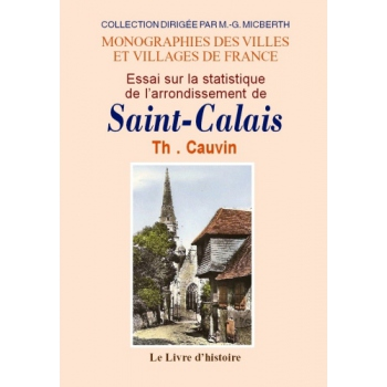 Saint-Calais et ses environs