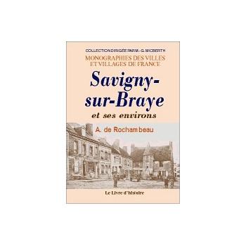 Savigny-sur-Braye et ses environs