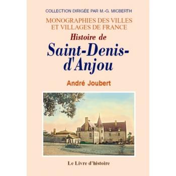 Histoire de Saint-Denis-d'Anjou