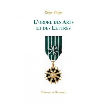 L'ordre des Arts et des Lettres