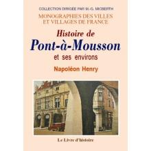 Pont-à-Mousson et ses environs