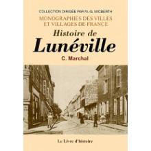 Histoire de Lunéville