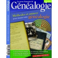 Méthodes et astuces pour réussir votre généalogie - Hors série de La RFG