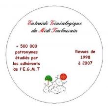 Revues de l'EGMT (CD-Rom)