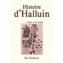 Histoire d'Halluin - Tome I