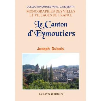Le canton d'Eymoutiers