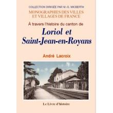Loriol, Saint-Jean-en-Royans et leurs environs