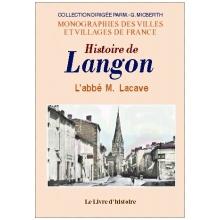 Histoire de Langon